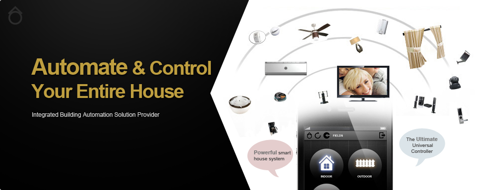 Automate & Control Your Entire House
